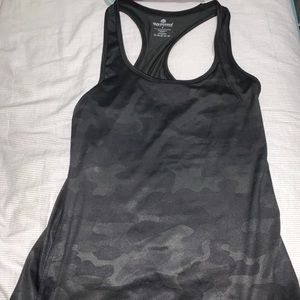 camouflage workout tank top